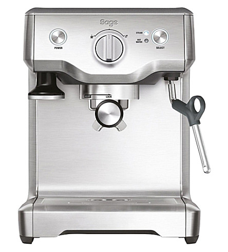 SAGE BY HESTON BLUMENTHAL Duo-temp pro espresso machine