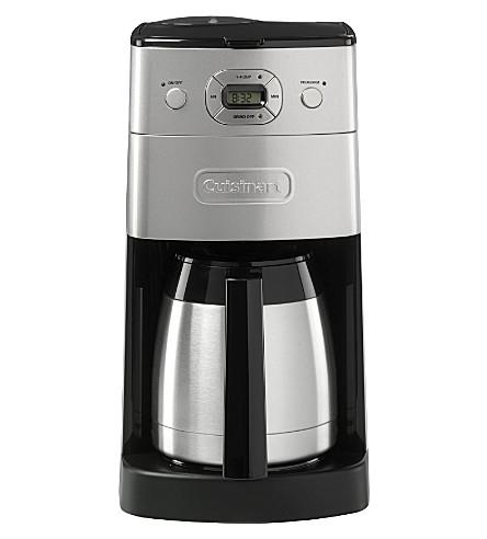 CUISINART 研磨和酿造全自动咖啡机