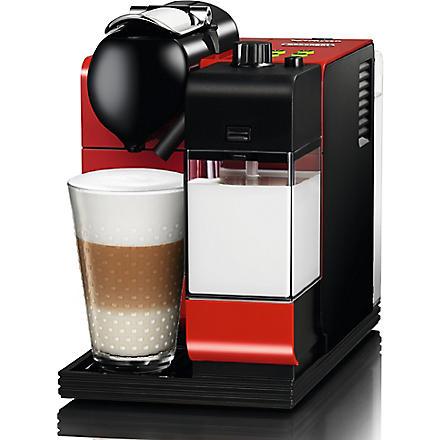 NESPRESSO Delonghi Nespresso Lattissima+ passion red (Passion+red