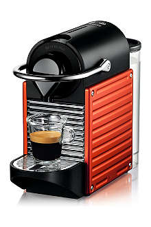 NESPRESSO Krups Nespresso Pixie coffee machine electric red