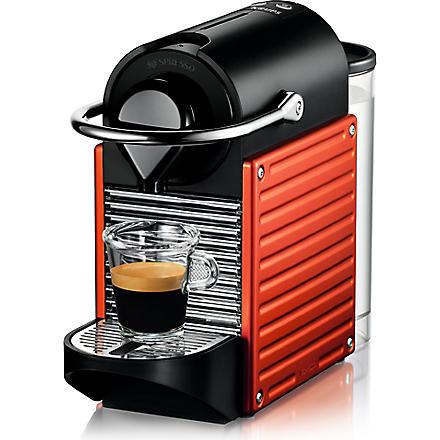 NESPRESSO Krups Nespresso Pixie coffee machine electric red (Red