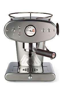 ILLY illy X1 for Ground Coffee stainless steel espresso machine