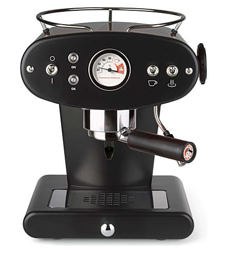 ILLY illy X1 研磨咖啡机 (黑色