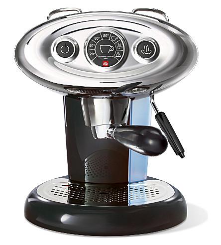 ILLY illy X7.1 Iperespresso espresso machine (Black