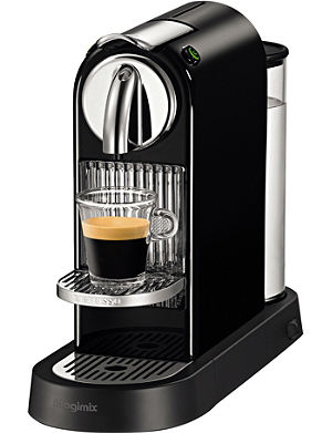 NESPRESSO Magimix Nespresso Citiz coffee machine black