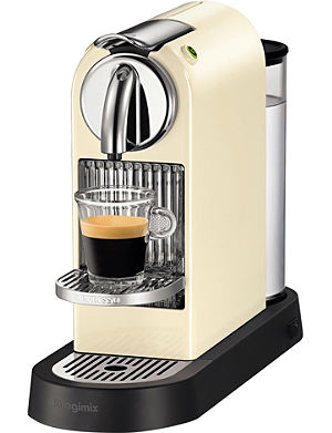 NESPRESSO Magimix Nespresso Citiz coffee machine cream