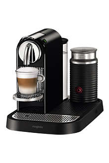 NESPRESSO Magimix Nespresso Citiz coffee and milk machine black