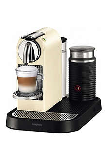 NESPRESSO Magimix Nespresso Citiz coffee & milk machine cream