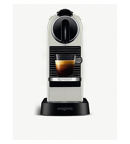 NESPRESSO Citiz 咖啡机 (白色