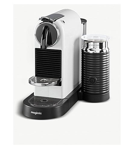 NESPRESSO Magimix Nespresso Citiz 奶咖啡机 (白色