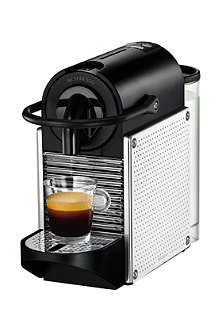 NESPRESSO Magimix Nespresso Pixie coffee machine chrome