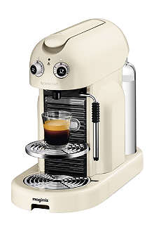 NESPRESSO Magimix Maestria coffee machine