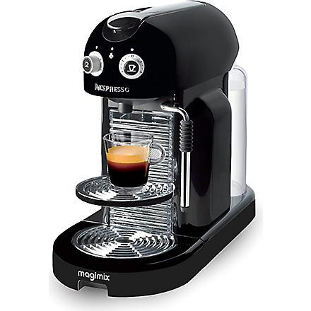 NESPRESSO Magimix Maestria coffee machine