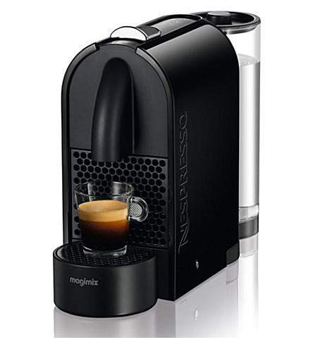 NESPRESSO U Magimix Nespresso coffee machine