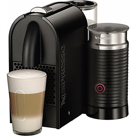 NESPRESSO Magimix UMilk coffee machine with Aeroccino