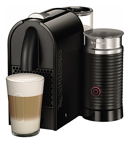 NESPRESSO Magimix UMilk coffee machine with Aeroccino