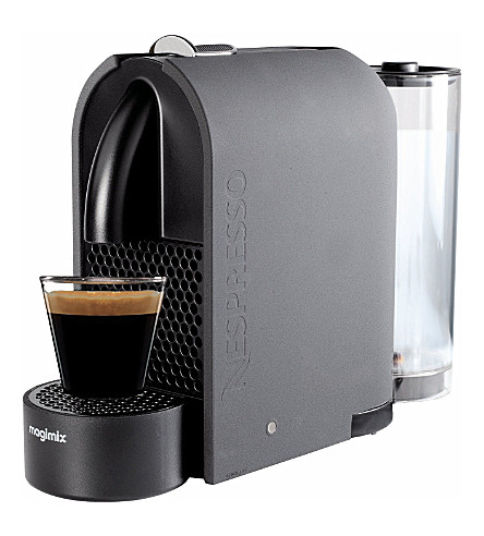 NESPRESSO U Magimix espresso coffee machine