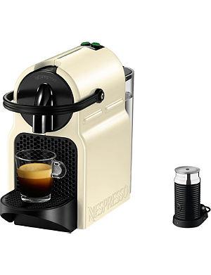 NESPRESSO Magimix Inissia coffee machine with Aeroccino