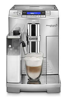 DELONGHI PrimaDonna S De Luxe automatic coffee machine