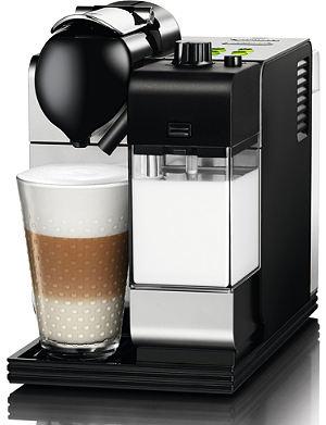 NESPRESSO Delonghi Nespresso Lattissima+ ice silver