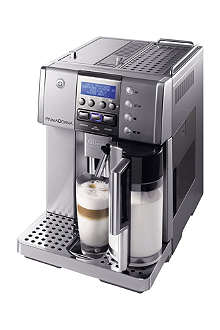 DELONGHI PrimaDonna cappuccino coffee machine