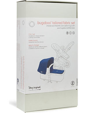 BUGABOO Buffalo fabric set