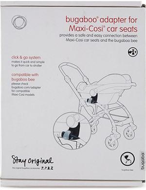 BUGABOO Bee adapter for Maxi-Cosi car seats