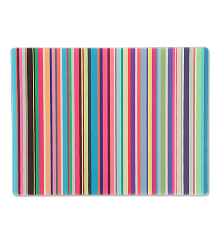 JOSEPH JOSEPH Striped worktop saver 40cm