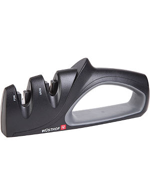 WUSTHOF Two-stage knife sharpener