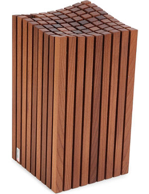 WUSTHOF Flexible wooden 13-slot knife block