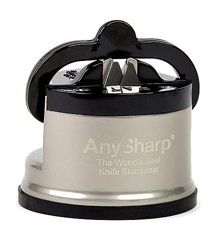 ANYSHARP AnySharp Silver Pro knife sharpener