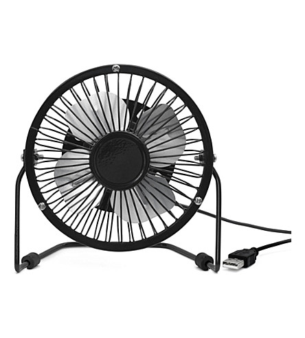 KIKKERLAND USB desk fan