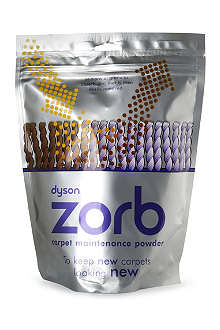 DYSON Zorb™ carpet maintenance powder