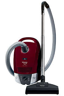 MIELE S4212 turbo vacuum cleaner