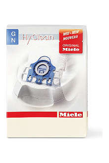MIELE HyClean set of four GN dustbags