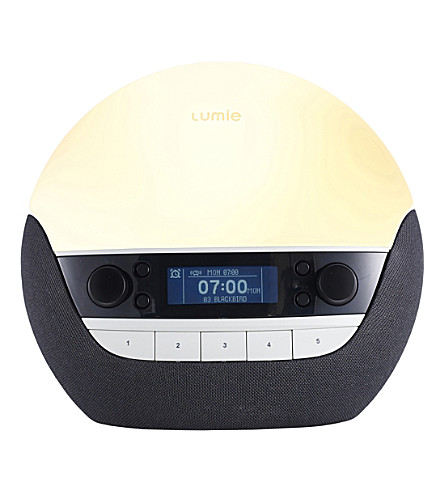 LUMIE Bodyclock luxe 750d wake-up light