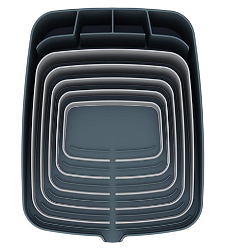 JOSEPH JOSEPH Arena dish drainer (Grey