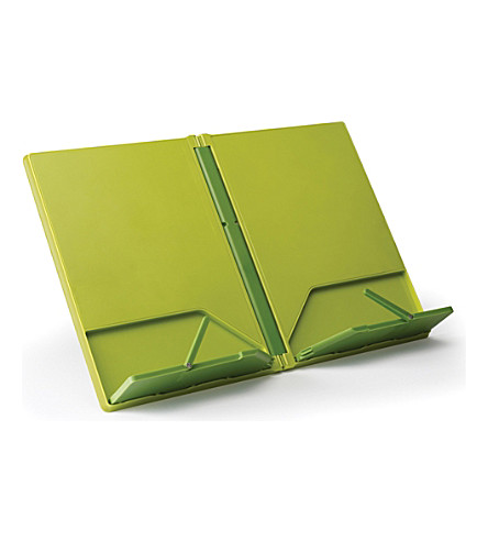 JOSEPH JOSEPH CookBook stand (Green/green