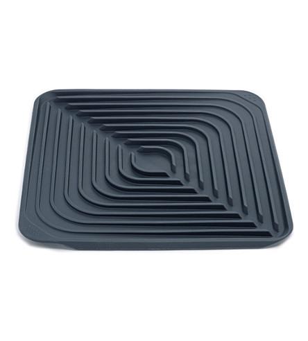 JOSEPH JOSEPH Flume draining mat (Dark+grey