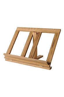 SAGAFORM Oak cookbook holder