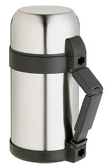 THOMAS PLANT Stainless steel vacuum flask 1L