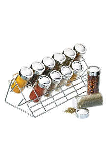 KITCHEN CRAFT Spice rack set