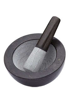 MASTER CLASS Marble pestle and mortar
