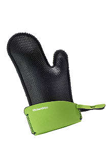 KITCHEN GRIPS Heat and stain resistant oven mitt