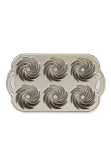 NORDICWARE Heritage mini bundtlette pan