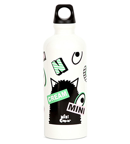 SELFRIDGES SIGG Mini Cream aluminium water bottle