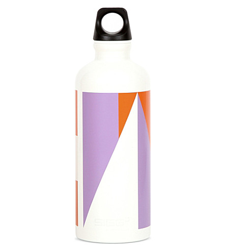 SELFRIDGES SIGG M2Malletier aluminium water bottle