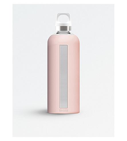 SIGG Star glass water bottle 500ml