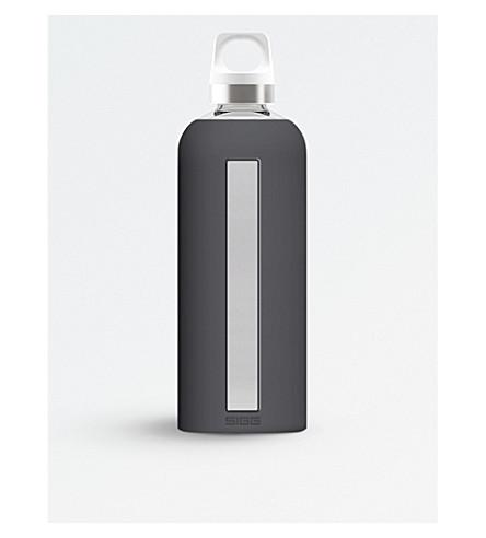 SIGG Star glass water bottle 850ml