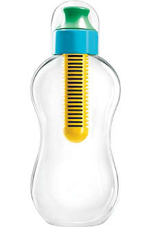BOBBLE Baby Bobble filtered bottle blue